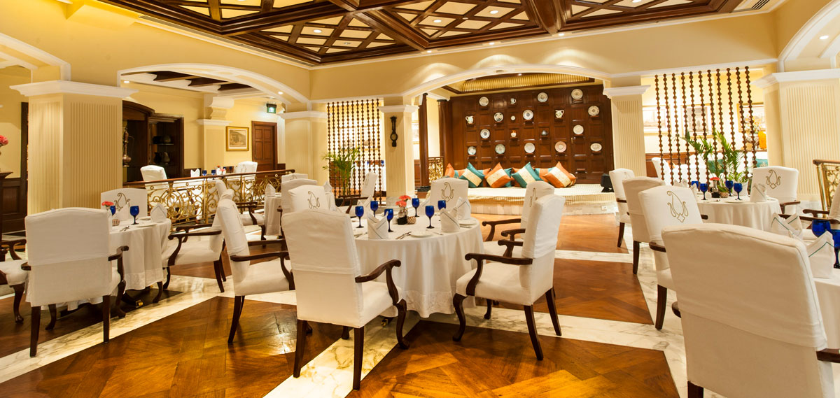 Dining:      The Imperial New Delhi  in New Delhi