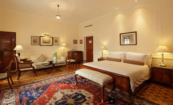 The Imperial New Delhi  - Accommodations