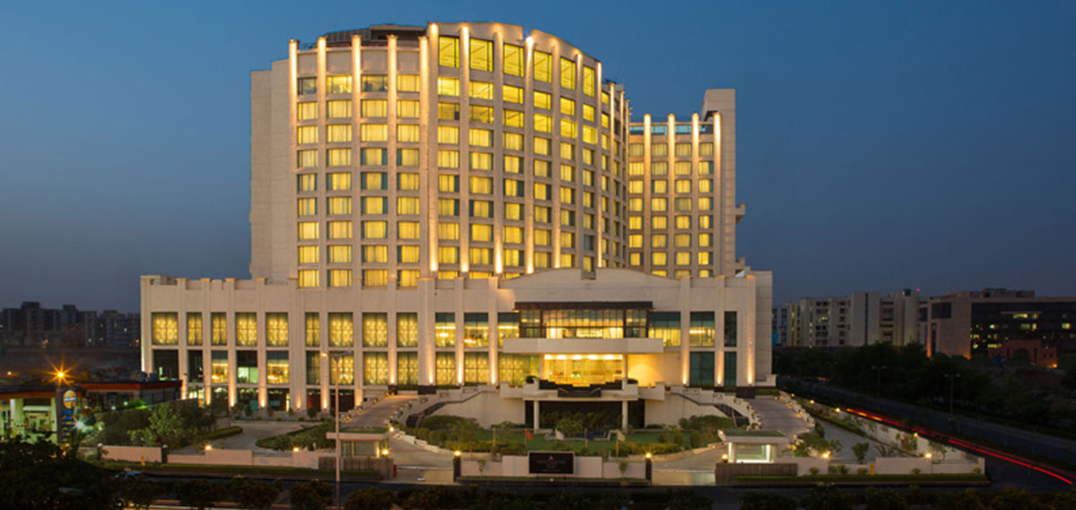 WelcomHotel Dwarka New Delhi, New Delhi India, Hotel Exterior