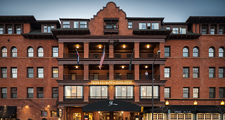 Hotel Boulderado  in Boulder