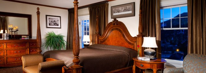 Accommodations:      The Stanley  in Estes Park