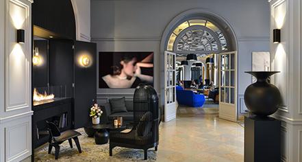 History:      Grand Hôtel La Cloche Dijon - MGallery by Sofitel  in Dijon