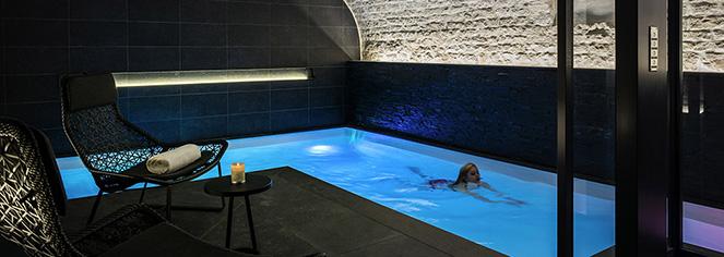 Spa:      Grand Hôtel La Cloche Dijon - MGallery by Sofitel  in Dijon