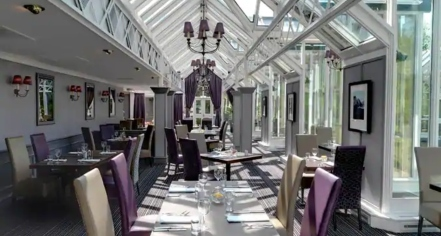 Dining at      DoubleTree by Hilton Dundee  in Dundee