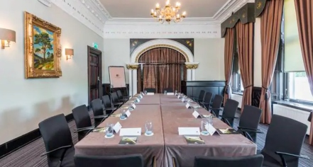 Meetings at      DoubleTree by Hilton Dundee  in Dundee