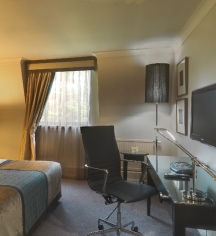 Accommodations:      DoubleTree by Hilton Dundee  in Dundee
