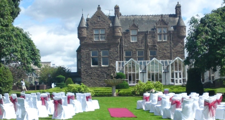 Weddings:      DoubleTree by Hilton Dundee  in Dundee
