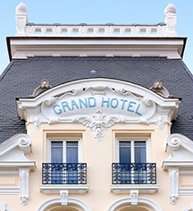 Event Calendar:      Le Grand Hôtel Cabourg - MGallery by Sofitel  in Cabourg