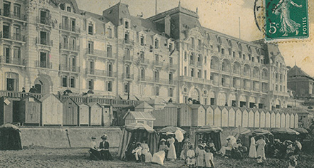 History:      Le Grand Hôtel Cabourg - MGallery by Sofitel  in Cabourg