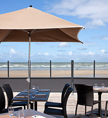 Local Attractions:      Le Grand Hôtel Cabourg - MGallery by Sofitel  in Cabourg