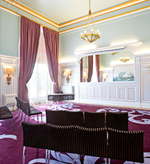 Meetings at      Le Grand Hôtel Cabourg - MGallery by Sofitel  in Cabourg