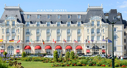 Le Grand Hôtel Cabourg - MGallery by Sofitel  in Cabourg