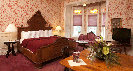 Accommodations:      The Strater Hotel  in Durango