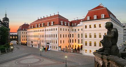Hotel Taschenbergpalais Kempinski Dresden  in Dresden