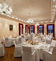 Weddings:      Hotel Taschenbergpalais Kempinski Dresden  in Dresden