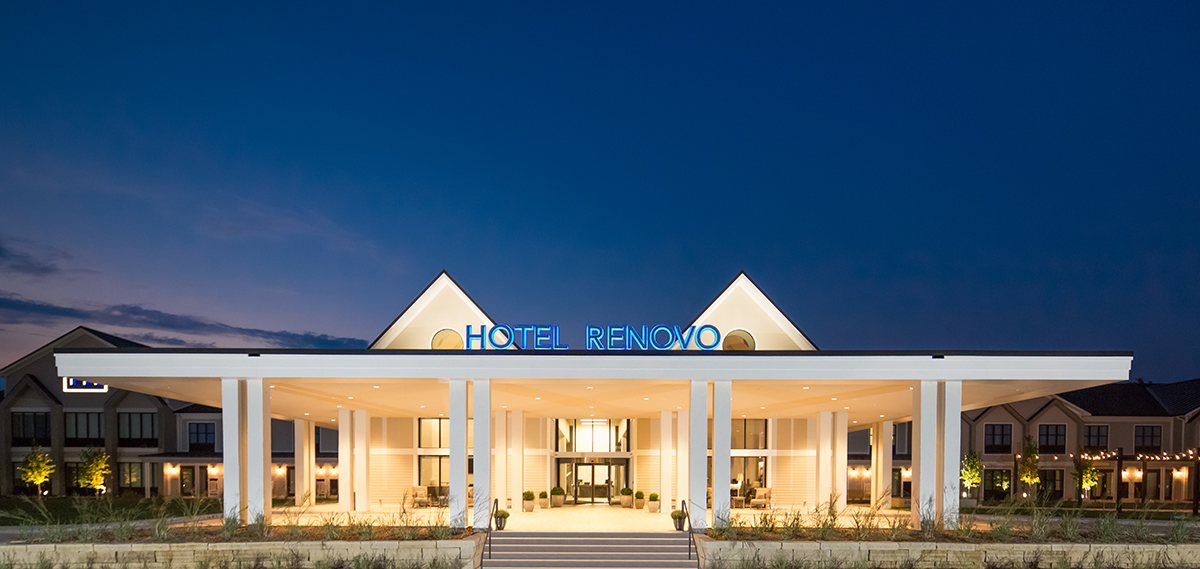 Customer Reviews:      Hotel Renovo  in Urbandale