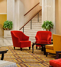 Activities:      DoubleTree Suites by Hilton Hotel Detroit Downtown - Fort Shelby  in Detroit