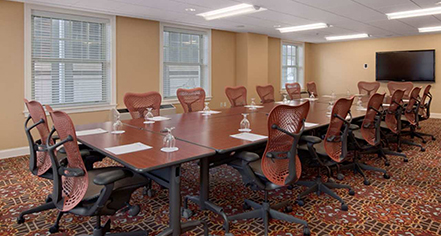 Meetings at      DoubleTree Suites by Hilton Hotel Detroit Downtown - Fort Shelby  in Detroit