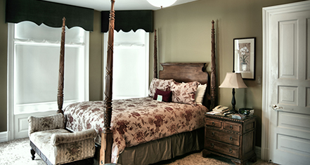 Accommodations:      The Inn on Ferry Street  in Detroit