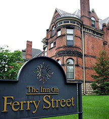 The Inn on Ferry Street  in Detroit