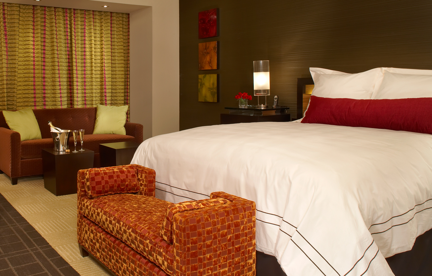 Accommodations:      MGM Grand Detroit  in Detroit