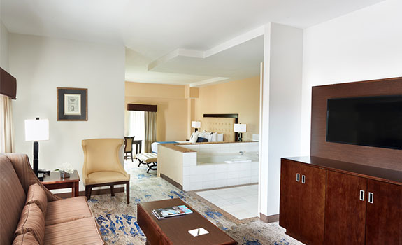 Atheneum Suite Hotel  - Accommodations