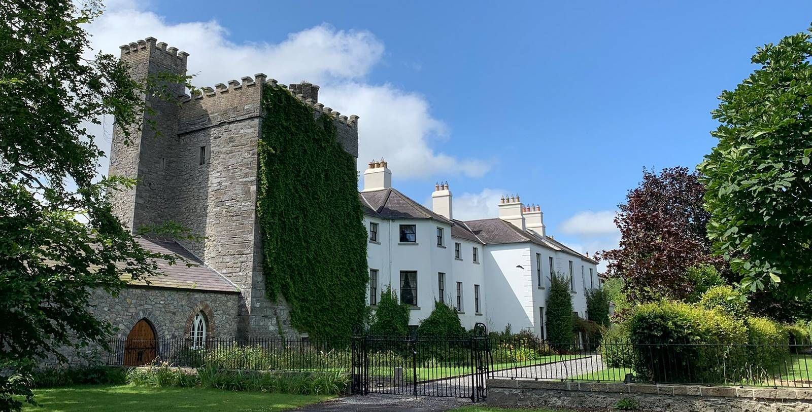 Image of hotel exterior Barberstown Castle, 1288, Member of Historic Hotels Worldwide, in Straffan, Ireland, Overview