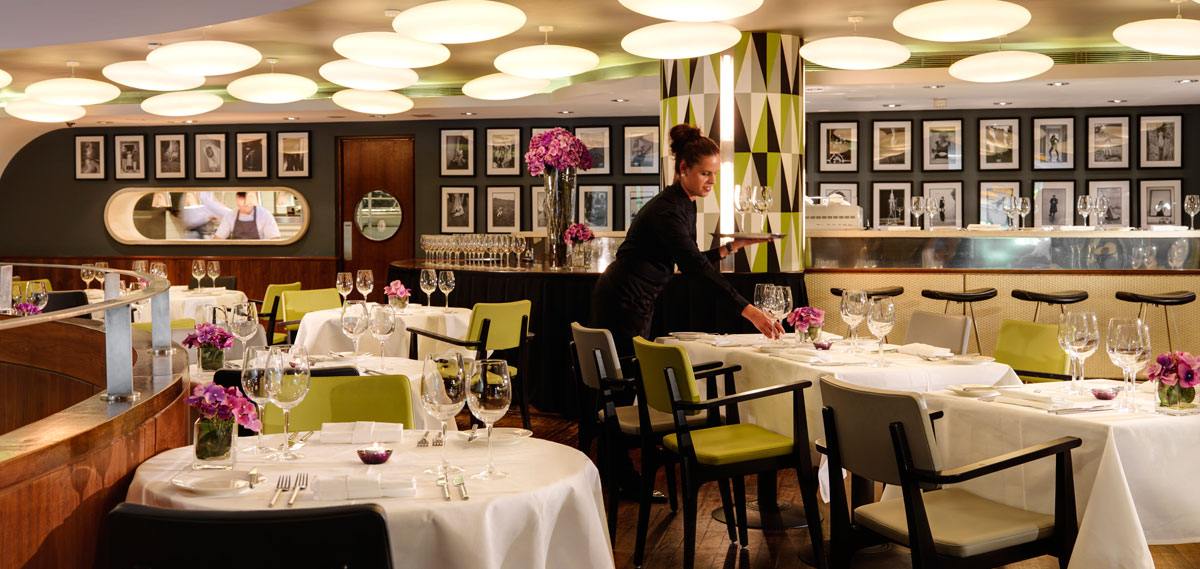 Dining:      The Fitzwilliam Hotel Dublin  in Dublin