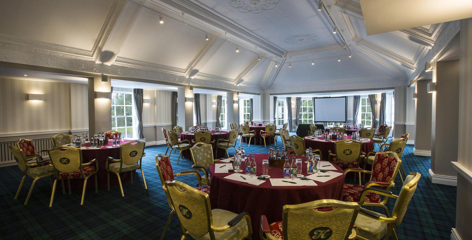 Image of Inis Mór Meeting Room at The K Club, 550, Member of Historic Hotels Worldwide, in Straffan, County Kildare, Ireland, Special Occasions