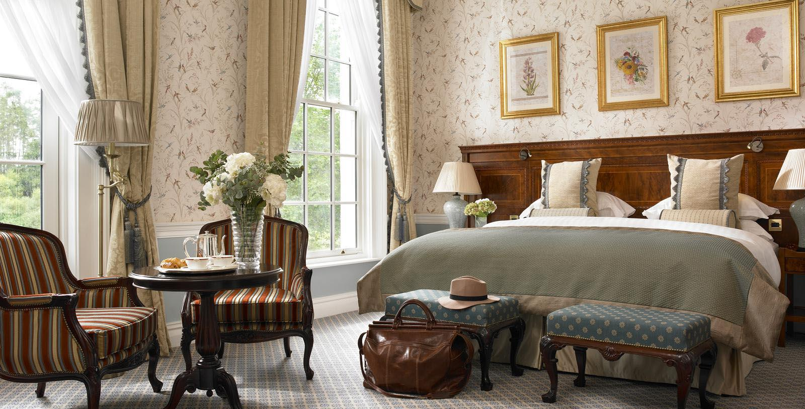 Image of Guestroom at The K Club, 550, Member of Historic Hotels Worldwide, in Straffan, County Kildare, Ireland, Accommodations