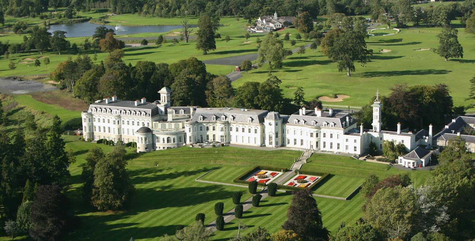 Image of Hotel Exterior The K Club, 550, Member of Historic Hotels Worldwide, in Straffan, County Kildare, Ireland, Overview