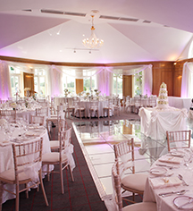 Weddings:      The K Club  in Straffan