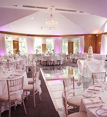 Weddings:      The K Club  in Straffan