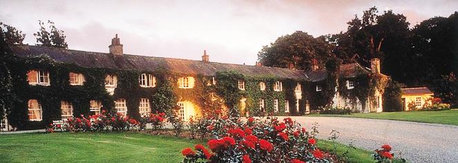 Rathsallagh House in Dunlavin
