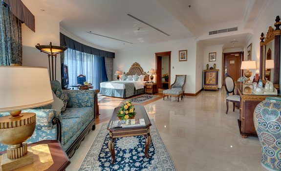 Grand Excelsior Hotel Bur Dubai  - Accommodations