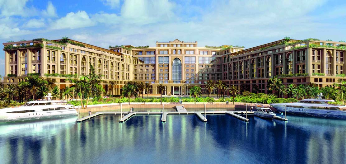 Luxury hotels in dubai palazzo versace dubai luxury for The top hotels in dubai
