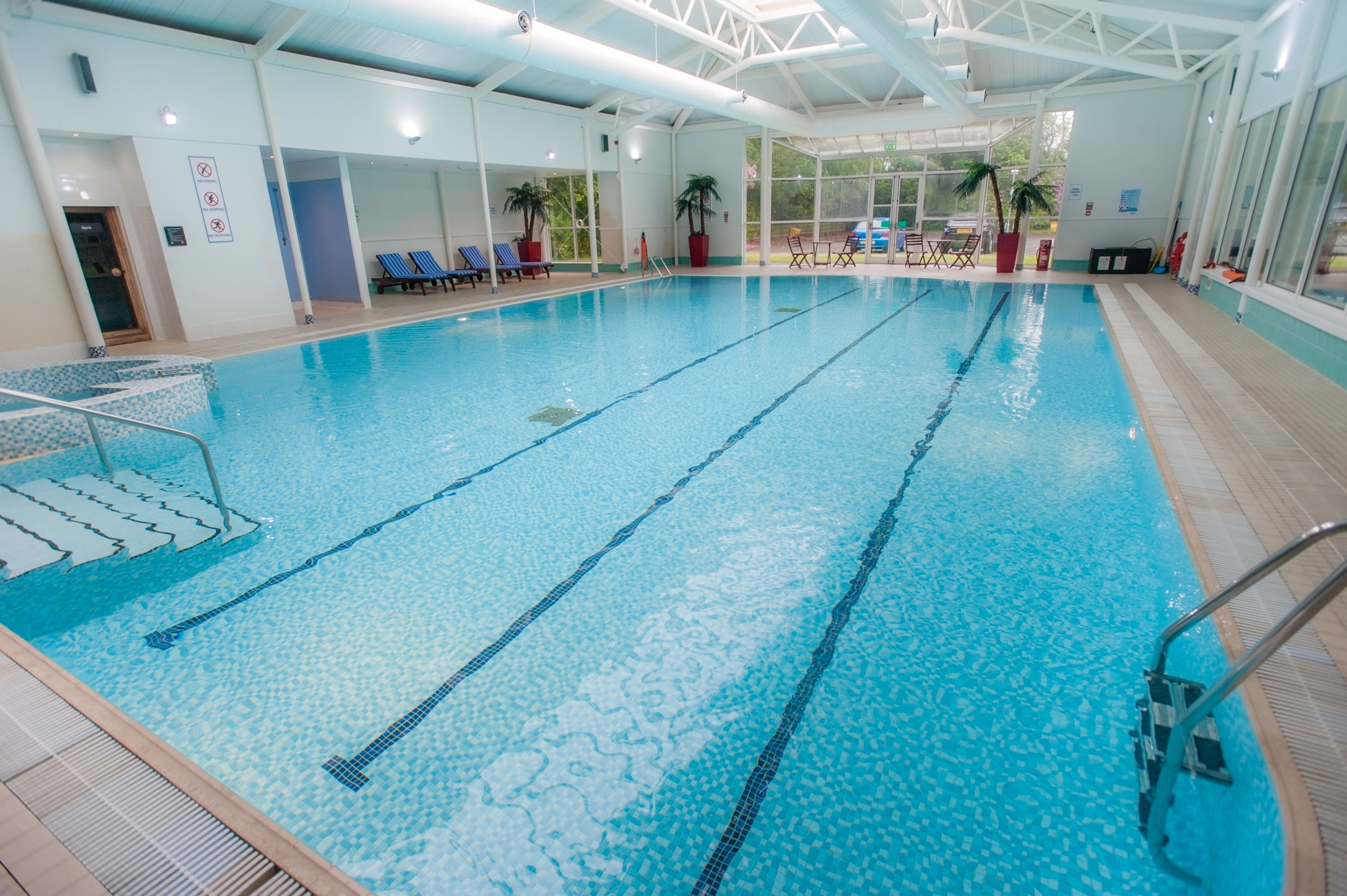 Image of health club DoubleTree by Hilton Hotel Dunblane Hydro, 1878, Member of Historic Hotels Worldwide, in Dunblane, Scotland, Spa,