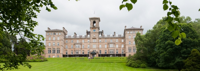 Ghost Stories:      DoubleTree by Hilton Hotel Dunblane Hydro  in Dunblane