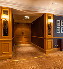 Meetings at      DoubleTree by Hilton Hotel Dunblane Hydro  in Dunblane