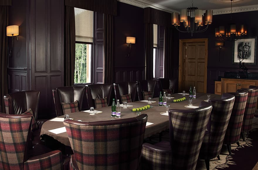 Image of Wallace Lounge Meeting Room DoubleTree by Hilton Hotel Dunblane Hydro England United Kingdom, Request for Proposal
