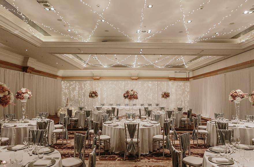 Image of Wedding Reception DoubleTree by Hilton Hotel Dunblane Hydro England United Kingdom, Weddings