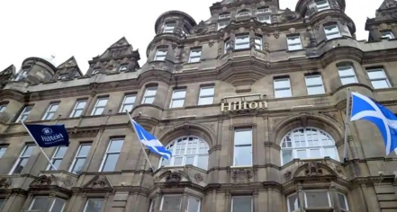 History:      Hilton Edinburgh Carlton  in Edinburgh