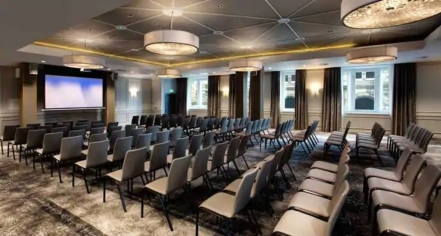 Meetings at      Hilton Edinburgh Carlton  in Edinburgh