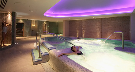 Spa:      Old Course Hotel, Golf Resort & Spa  in St Andrews