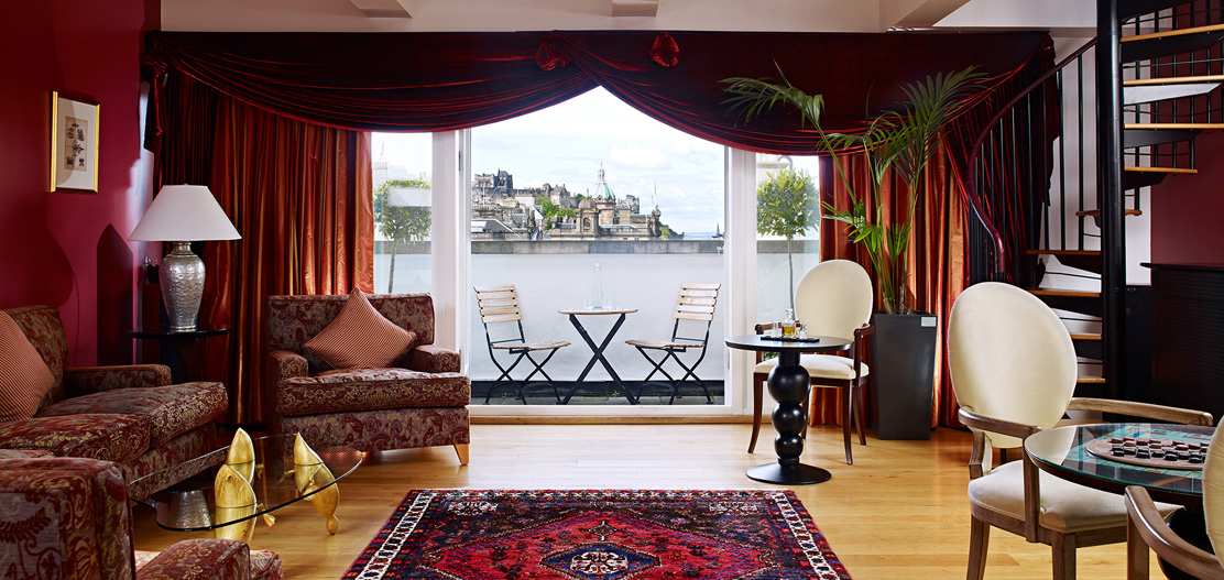Special Offers:      The Scotsman Hotel  in Edinburgh