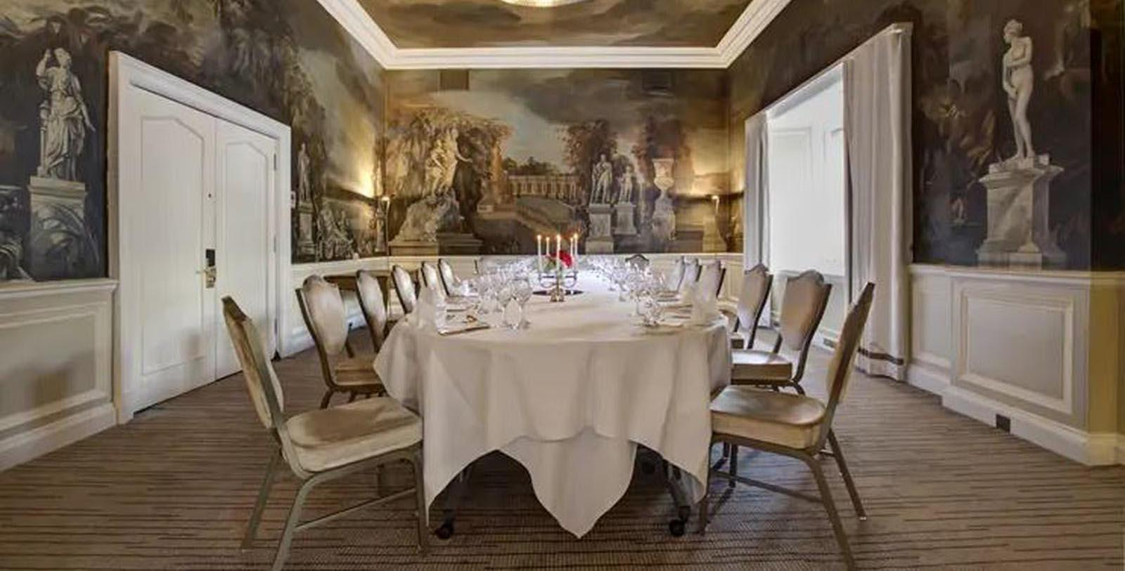 Image of Historic Meeting Room at Waldorf Astoria Edinburgh - The Caledonian, 1903, Member of Historic Hotels Worldwide, in Edinburgh, Scotland, United Kingdom, Discover