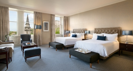 Waldorf Astoria Edinburgh - The Caledonian  in Edinburgh