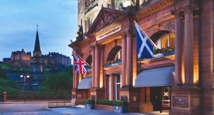 Waldorf Astoria Edinburgh - The Caledonian  in Edinburgh