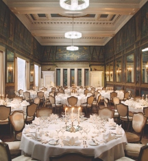 Weddings:      Waldorf Astoria Edinburgh - The Caledonian  in Edinburgh