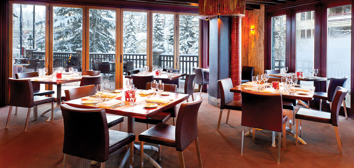 Dining:      Beaver Creek Lodge  in Beaver Creek